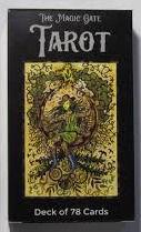 The Magic Gate Tarot Deck by Vera Petruk