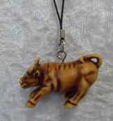 Tan Coloured Ox Hanging - Strength