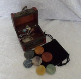 Chakra Tree of Life Gift Boxed Set - Disc Set