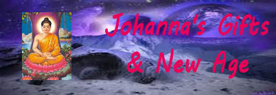 Locate us - Johanna's Gifts & New Age